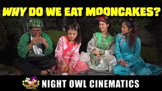 Why Do We Eat Mooncakes