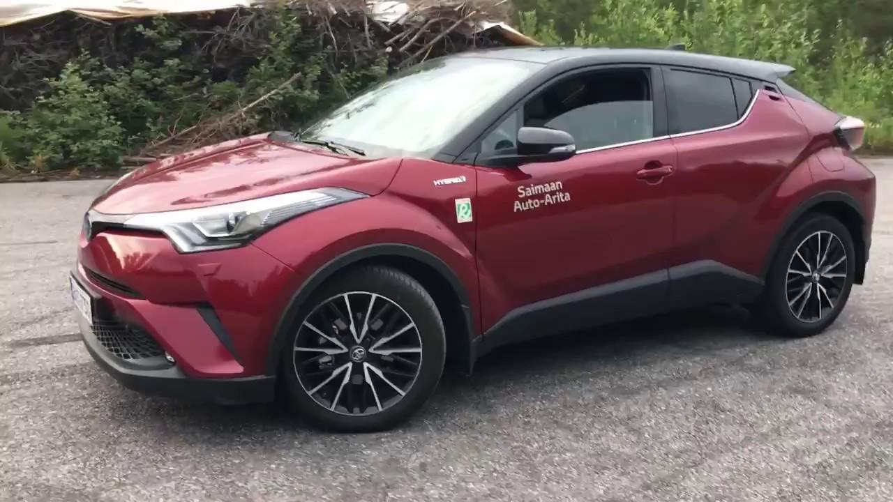 Toyota C Hr Hybrid 2018 Pov Test Drive
