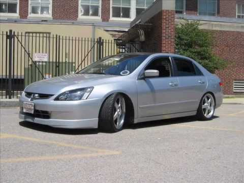 honda accord tuning 2003 youtube. Black Bedroom Furniture Sets. Home Design Ideas