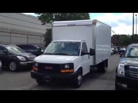 2017 Gmc Savana 3500 Cutaway 16 Foot Box Truck For In Long Island City Ny Near Ct Nj Pa You