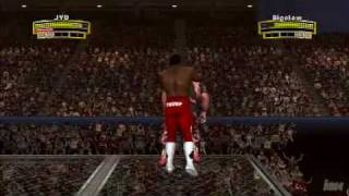 WWE Legends of WrestleMania Xbox 360Gameplay - Hell in a Cell Action
