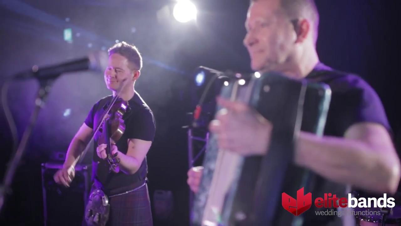 The Brave Ceilidh Band Glasgow Edinburgh Scotland Youtube