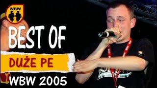 Mistrzowie WBW: DUŻE PE (2004) cz.2 # najlepsze wejścia, punche, riposty