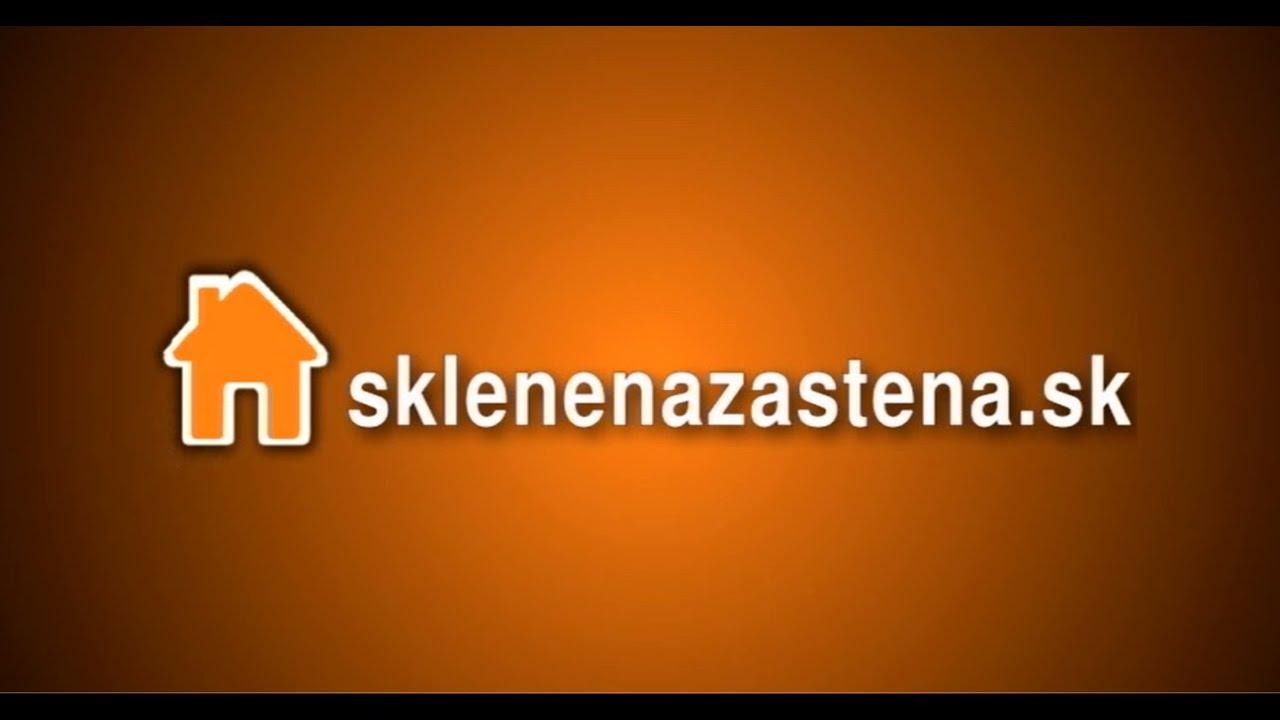 e231a399d12a sklenenazastena.sk  - sklené zásteny do kuchyne - YouTube
