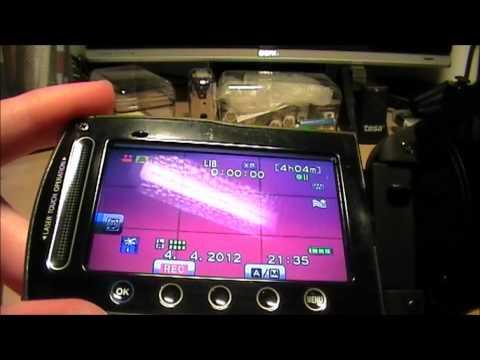 JVC GZ-HM400 HD-Camcorder Vorstellung