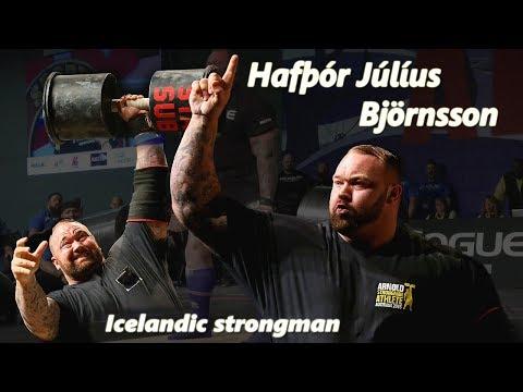 Arnold Strongman 2018 FULL HIGHLIGHTS