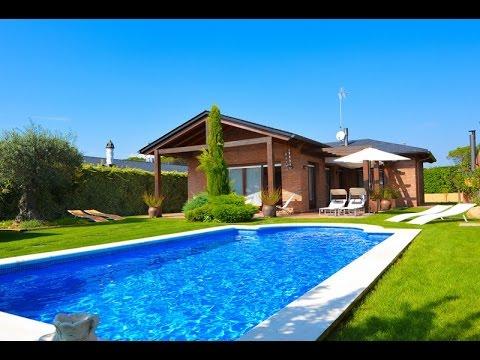 villa plasencia mit garten und privat pool in der nähe lloret de,