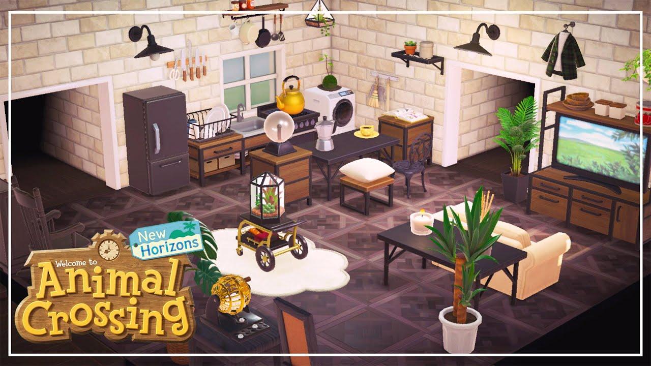 Living Room Animal Crossing New Horizons - RUNYAM on Animal Crossing New Horizons Living Room Ideas  id=51971