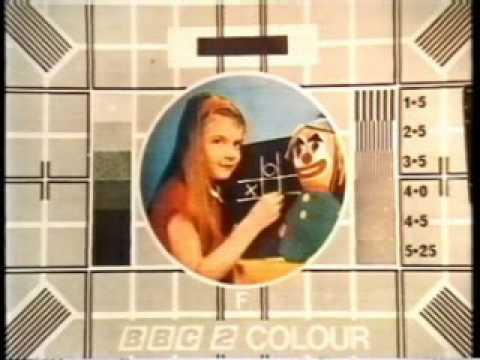 BBC Testcard Fault Blooper 70s
