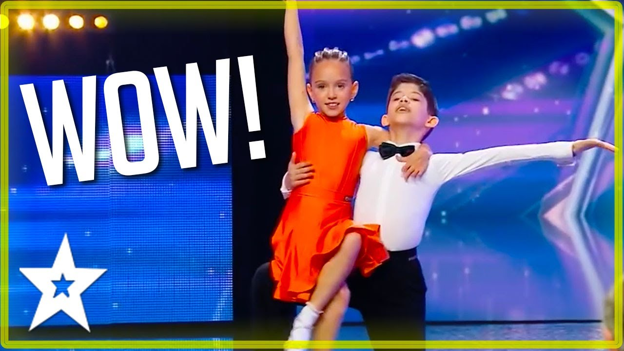 Judges Are WOWED When They See These Dancers on Portugal's Got Talent 2021 | Kids Got Talent