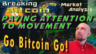 Bitcoin Making A Move - What We Need To Pay Attention To! Breaking Bitcoin Market Update