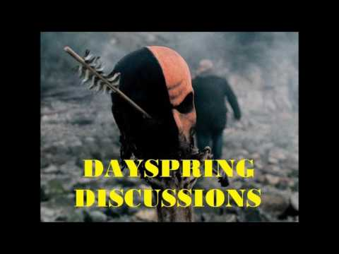"""Dayspring Discussions: Joe Manganiello is Deathstroke & """"Hope"""" In DC Films"""
