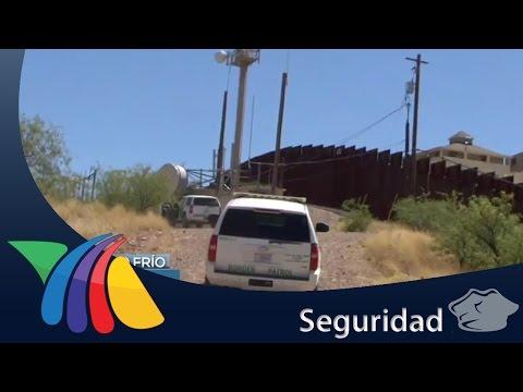 Border Patrol vio a burreros ¿porqué no actuó contra ellos?