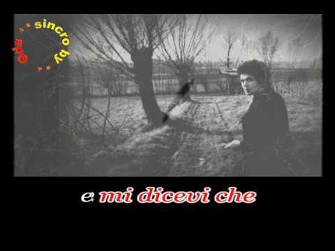 Lucio Battisti - L'aquila (con cori) (karaoke - fair use)