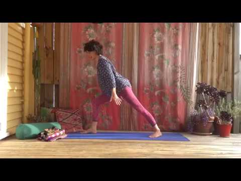 yoga basics 55min video  youtube