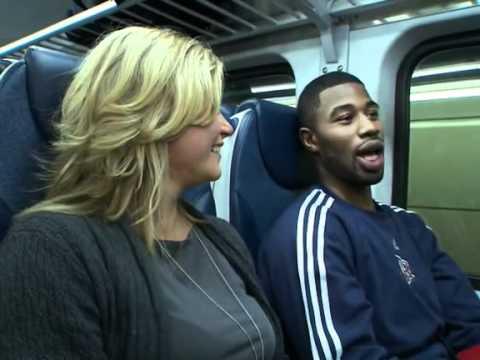 Terrence Williams Train Ride