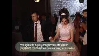 Inciler Elcin ve Gulunun toyu ( Xezer Tv)
