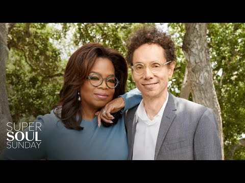 First Look: Oprah Sits Down With Malcolm Gladwell