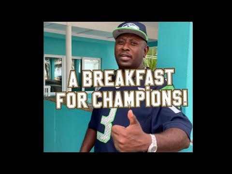 🇧🇸The BEST Bahamian Breakfast In Nassau!!!