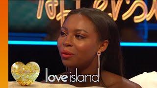 Samira Denies Snaking Laura | Love Island Aftersun 2018