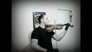 Shining -  Tillsammans Är Vi Allt (chorus) - Violin - Dylan Pieri
