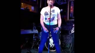 TISHA CAMPBELL Channels RIHANNA'S Needed Me Song (VIDEO)