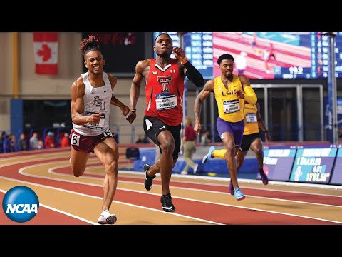 Men's 200m – 2019 NCAA Indoor Track and Field Championship