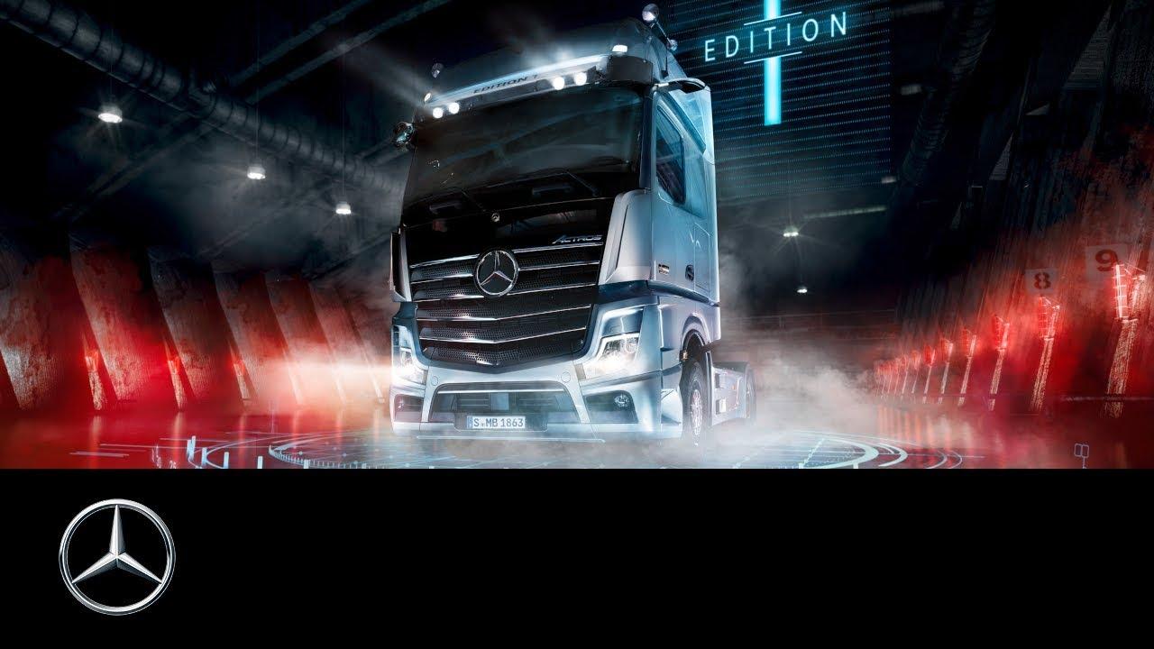 Mercedes-Benz Trucks at IAA Commercial Vehicles 2018 | Re-Live
