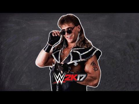 WWE 2K17 | Shawn Michaels Entrance, Signatures & Finishers! (Superstar Showcase)