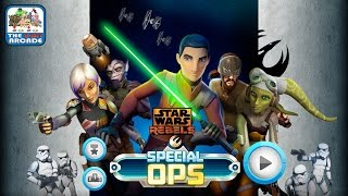 Star Wars Rebels: Special Ops - Collection, Sabotage, Liberation, Boss (Disney XD Games)