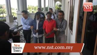 Bribery attempt lands two Bangladeshis in court