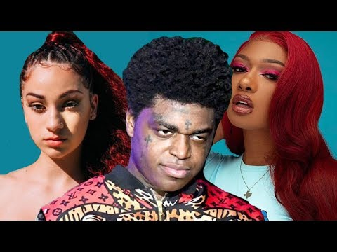 Bhad Bhabie Removes Kodak Black Off &39;Bestie&39; Song and ADDS Megan Thee Stallion