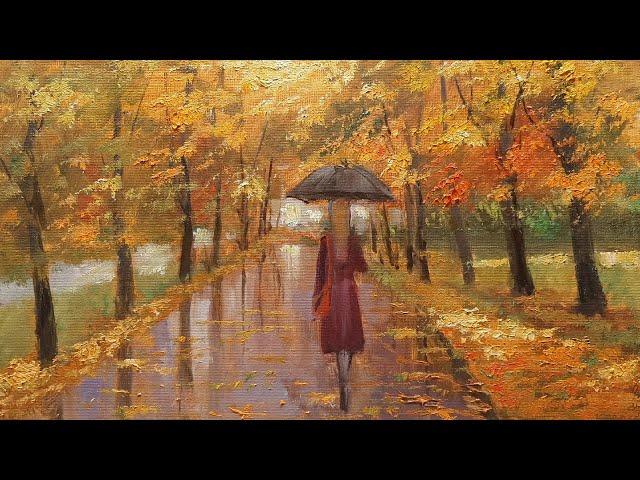 Осень Autumn Vugar Mamedov