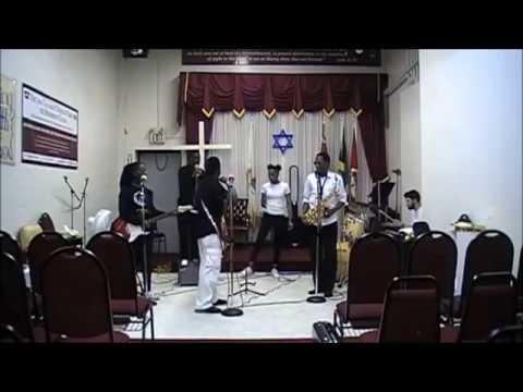 1 A Chord Let It Rain Open The Floodgates Of Heaven Arrangement
