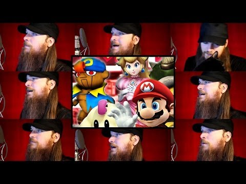 Super Mario RPG - Forest Maze Acapella