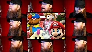 Repeat youtube video Super Mario RPG - Forest Maze Acapella