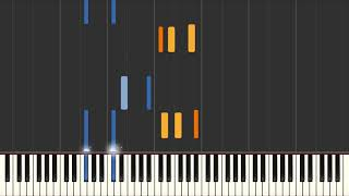 Between the Devil and the Deep Blue Sea - Jazz piano solo tutorial