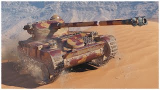 Video AMX 13 105 • The Aggressive Recon Specialist • WoT Gameplay download MP3, 3GP, MP4, WEBM, AVI, FLV Agustus 2018