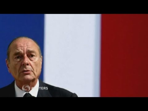 Jacques Chirac, French President Who Opposed US Iraq War, Is Dead At 86