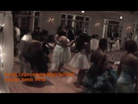 North Edgecombe High School Senior Prom 2013