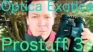 Nikon Prostaff 3S 10x42 FIELD …