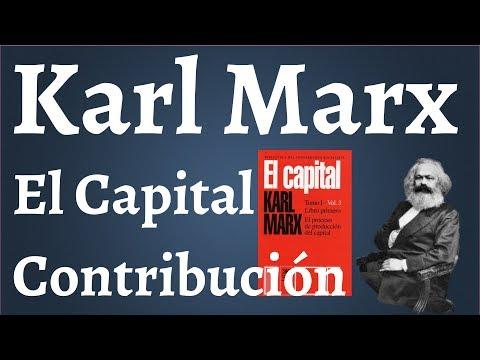Karl Marx, El Capital