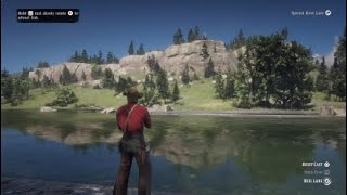 Legendary Chained Pickerel Red Dead Redemption 2