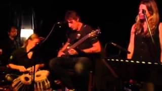 Schalk Joubert - Zvinoshamisa with Deborah de Groot live @ Mahogany Room, Cape Town