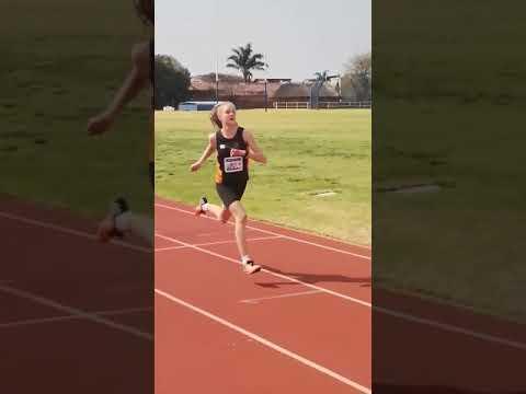 Hanri Pretorius Menlo VSA 200m