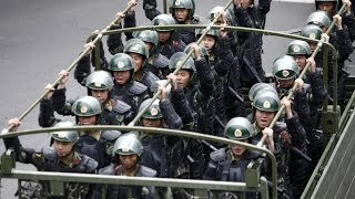 Online terrorism: 'East Turkestan Islamic Movement' terror audio and video