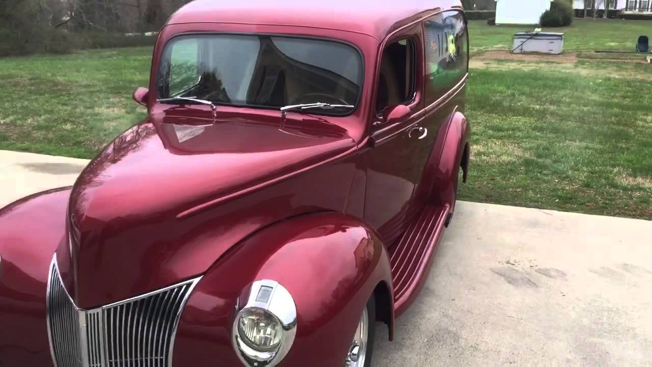 1941 ford panel truck autos car for sale in chatsworth georgia youtube. Black Bedroom Furniture Sets. Home Design Ideas
