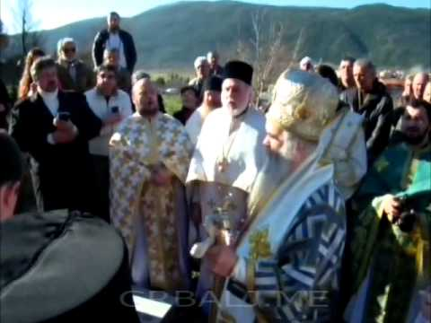 Onamo 'namo!- Manastir Podlastva u Grblju 30.12.2012