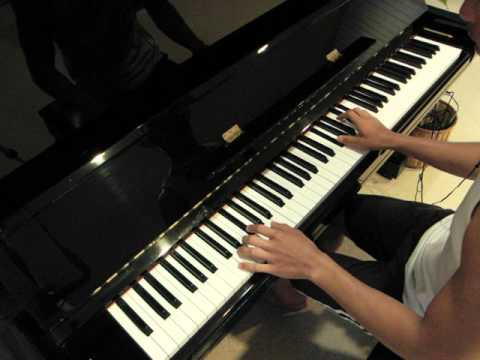Blood - The Middle East Piano Cover