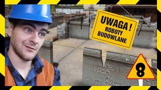 WÓZEK WIDŁOWY & GARAŻE  -SYMULATOR BUDOWLAŃCA - Construction Machines Simulator 2016 (#8)